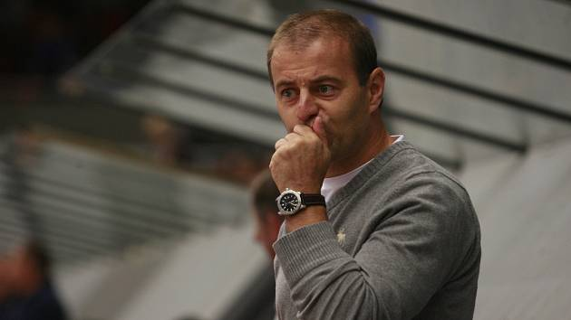 Sportovní manažer a trenér Radak Bělohlav.