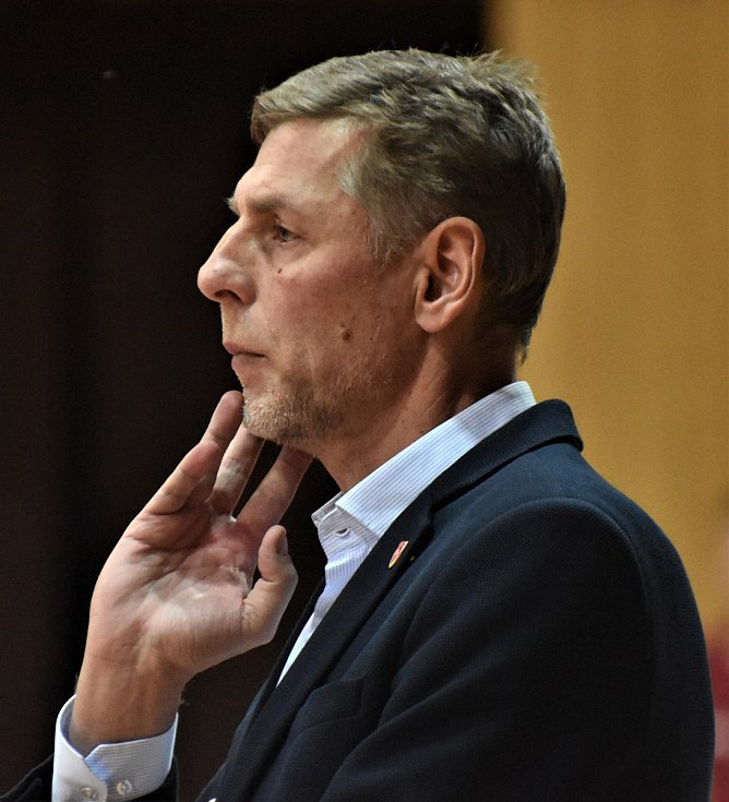 Volejbalisté Českých Budějovic cestují k zápasu Ligy mistrů.