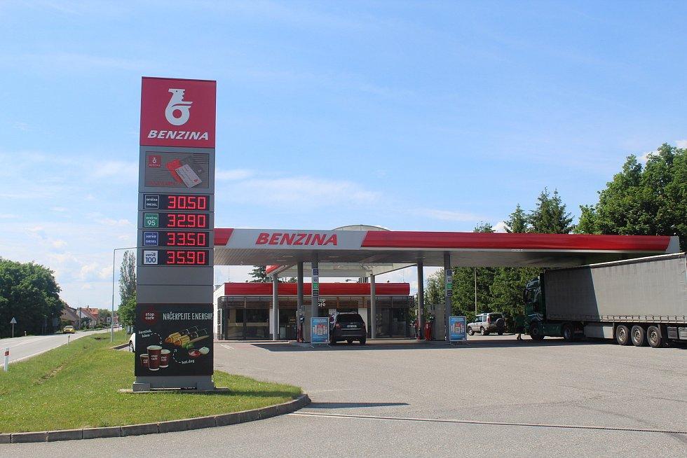Benzina Katovice