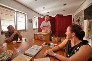 Senátní volby - druhé kolo - Borek