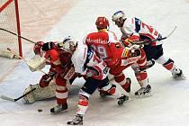 Pardubice vyhrály v Č. Budějovicích 4:1