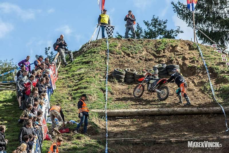V Chýnově se opět pojede závod motocyklů do strmého vrchu
