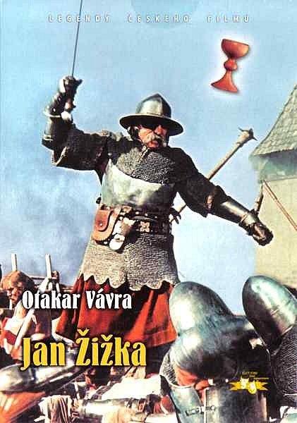 Plakát k filmu Jan Žižka.
