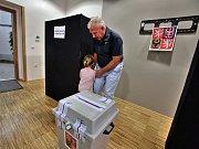 Senátní volby - druhé kolo - Lišov
