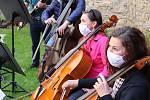 Nezmaři a Jihočeská filharmonie na Kuklově