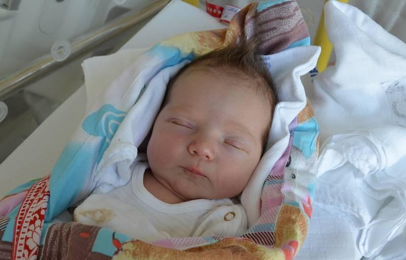 Laura Siegelová z Písku. Dcera Marie a Tomáše Siegelových se narodila 8. 6. 2021 v 9.45 hodin. Při narození vážila 3500 g a měřila 51 cm. Doma se na ni těšil bráška Daniel (4).