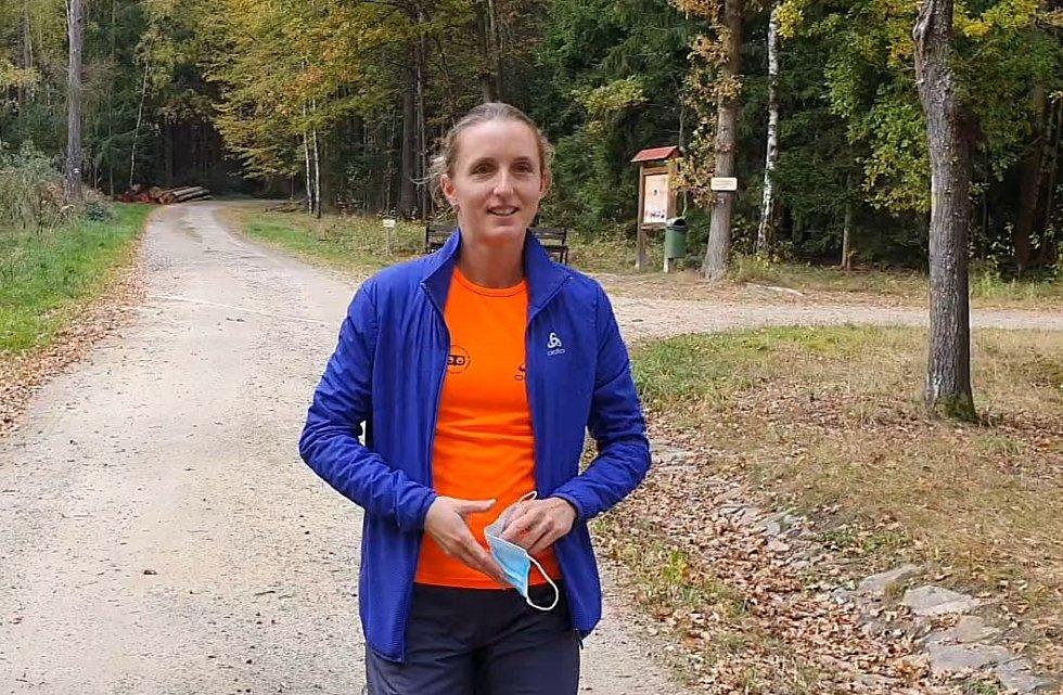 Lucie Sekanová trénuje v Trocnově