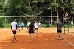 Antukový turnaj v areálu U Špačků