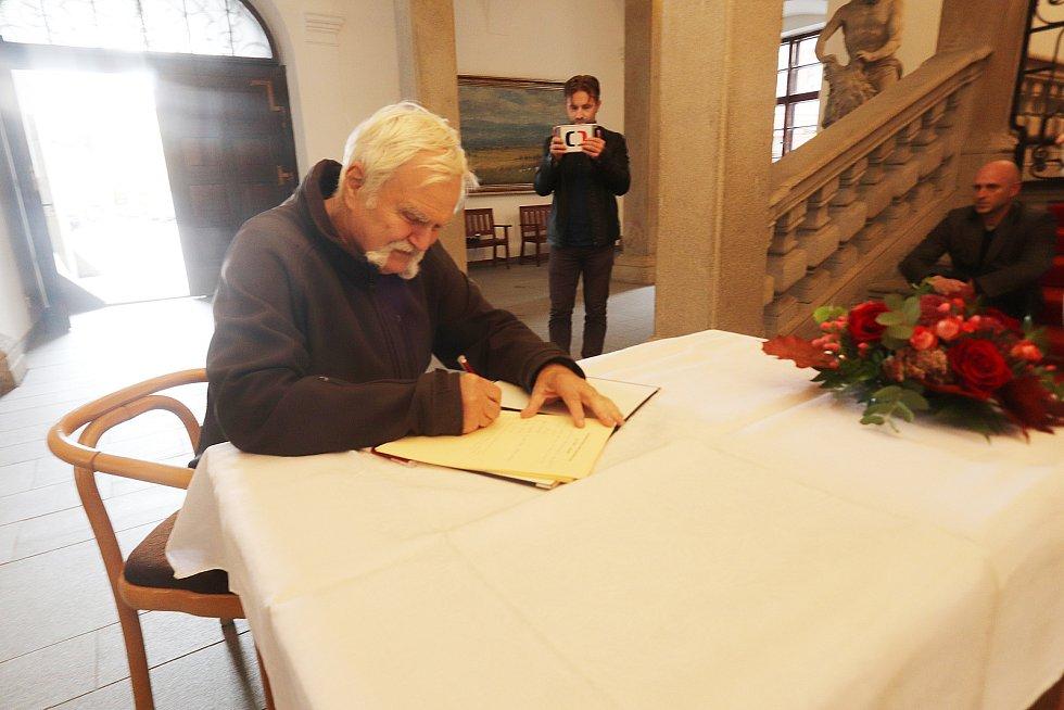 Gott kondolence radnice České Budějovice