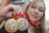 Michaela Musilová se chystá na olympijské hry. Z ME se vrátila s medailemi, s jakým  výsledkem se bude vracet z Pekingu?