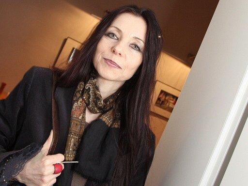 Eva Florová (51), nová ředitelka, která bude řídit Muzeum fotografie a moderních obrazových médií v Jindřichově Hradci.