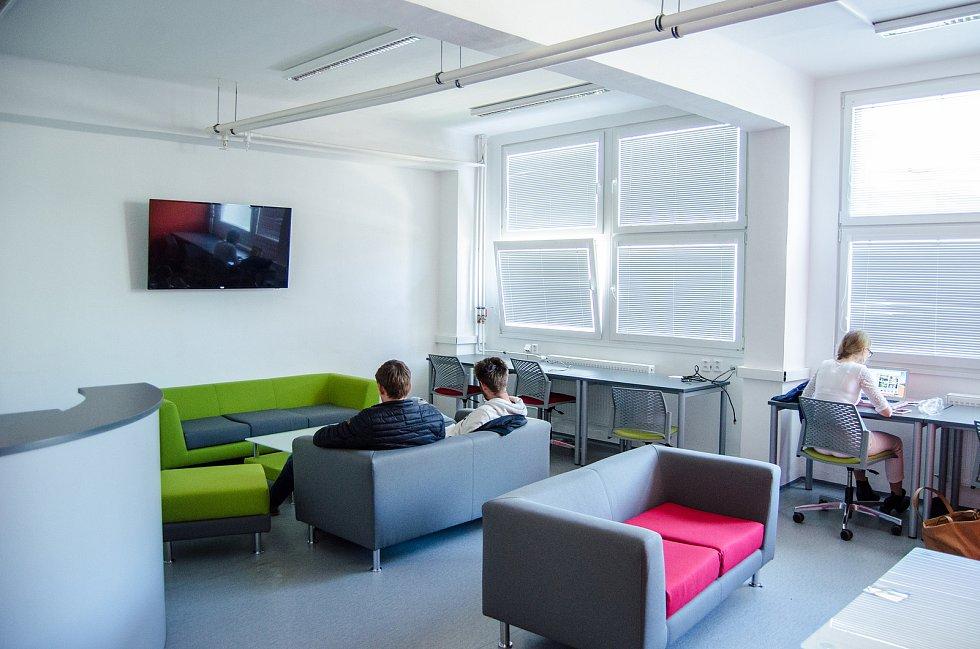 Nové kariérní centrum na VŠTE.