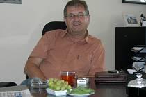 Prezident Dynama Radomil Procházka stále věří v záchranu.