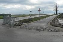 Cyklostezka již spojuje Ledenice a Ohrazeníčko na Českobudějovicku.