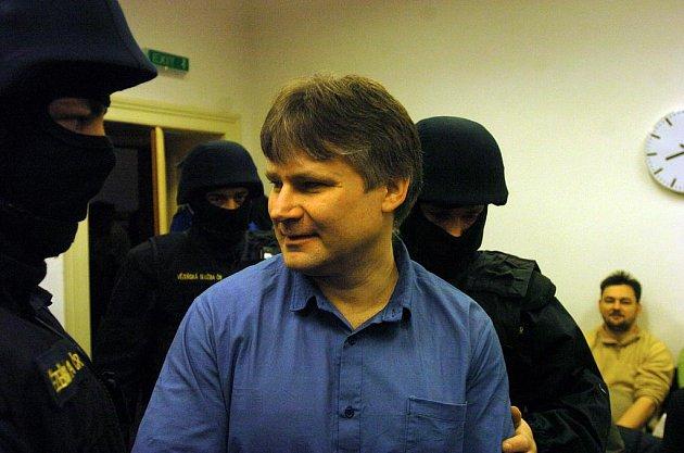 Jiří Kajínek.