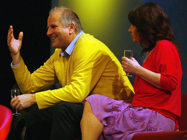 Jihočeské divadlo uvedlo jako první v Česku novou hru Petra Zelenky s názvem Očištění.