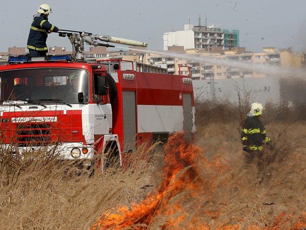 Tragické následky může mít plošné vypalování porostů, ale také spalování shrabaného listí či různých odpadů.