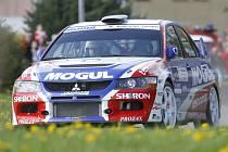 V pátek a v sobotu se jede na Českobudějovicku a hlavně na Českokrumlovsku tradiční květnová automobilová soutěž.