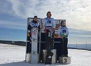 Snowboardisté bojují o letenky na Nový Zéland - Matouš Koudelka.