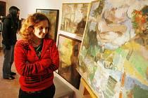 V pátek bude v galerii U Schelů otevřena výstava českobudějovického malíře Jiřího Zemana.