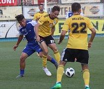Fotbal Dynamo-Vlašim
