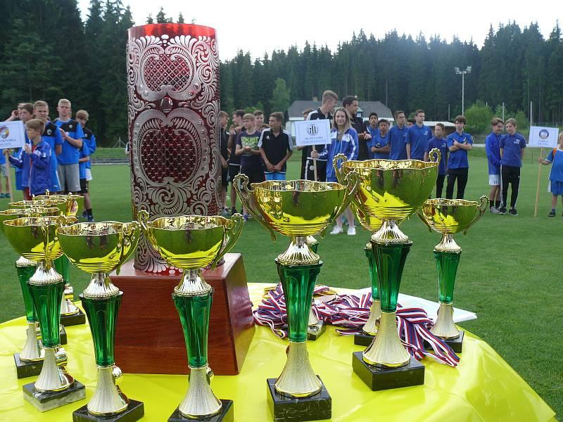 Magic cup Šumava 2019