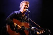 Irský písničkář Glen Hansard.