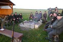 V současné době má Myslivecký spolek ve Vrábči 15 členů, součástí jsou také dvě ženy.