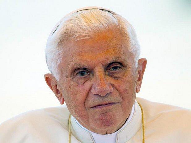 Benedikt XVI. oslaví devadesátiny.