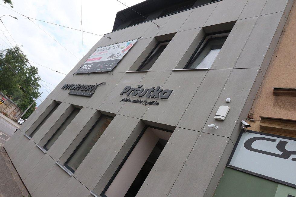 Bistro Pršutka v Českých Budějovicích zahájilo provoz na Novohradské ulici.