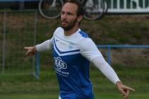 Antonín Presl dal v zápase s pardubicemi vedoucí gól Táborska.