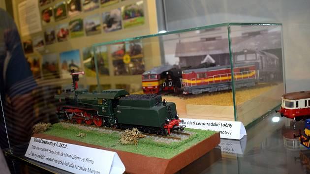 Vánoční výstava mašinek