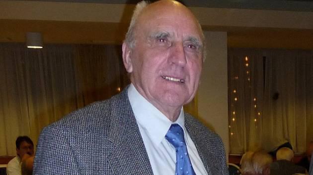 Zdeněk Kaucký se v úterý 14. května dožívá 90 let.
