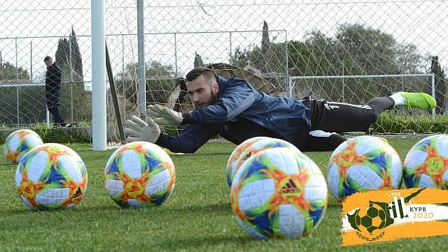 Tři gólmany má Dynamo k dispozici na soustředění na Kypru, kde ostřílené harcovníky Jaroslava Drobného a Zdeňka Křížka doplnil mladý chorvatský gólman Ivan Sušak.