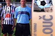 Martin Wohlgemuth (na snímku ještě jako trenér mládeže) míří na Hlubokou