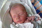 David Mimra se narodil 28. 2. 2018 v 8.24 h. V českobudějovické nemocnici jej přivedla na svět maminka Jana Mimrová. David vážil 3,35 kg. Ve Včelné vyroste s bráškou Matějem (3).