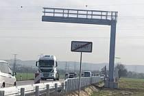 Mýtná brána v Dasném na Českobudějovicku. Ilustrační foto.