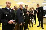 Bylo otevřeno nové integrované operační středisko policie