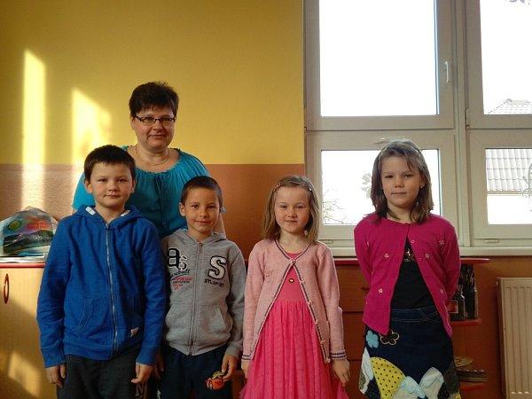 Základní a Mateřská škola vTemelíně