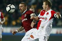Tomáš Řepka, velká osobnost současné Sparty, v neděli v Č. Budějovicích svému týmu jistě chybět nebude.