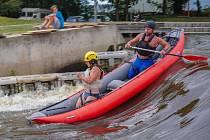 V Budějovicích se diskutovalo o rozvoji Vltavské vodní cesty. Konference, která proběhla u příležitosti druhého ročníku festivalu vodní turistiky Lodě na vltavské vodě.