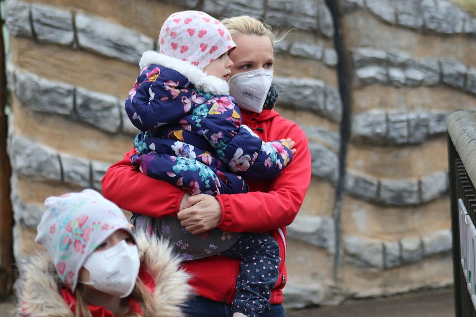 Zoo Ohrada v Hluboké nad Vltavou otevřena