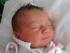 V neděli 15.1.2012 v 19 hodin a 9 minut přišla na svět Veronika Marková. Porodní váha malé Verunky byla 3,38 kg a domovem jí budou České Budějovice.