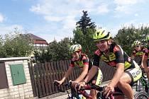 Cyklistům ČEZ CT Tábor se okruh pro MČR líbí