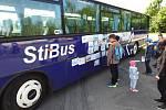 Dne se StiBusem se zúčastnilo 150 dětí. Ilustrační foto Poskytl Daniel Srb