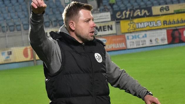 Trenér David Horejš pro Deník hodnotil úspěšný podzim Dynama.