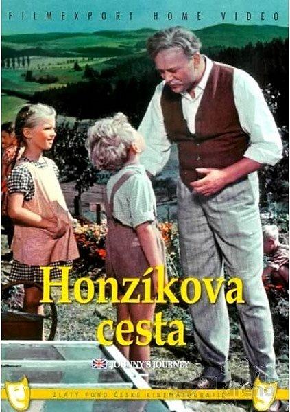 Plakát k filmu Honzíkova cesta.