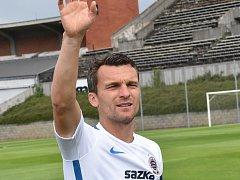 David Lafata po sezoně ukončí svou profesionální kariéru, u fotbalu ale zůstane dál na jihu Čech.