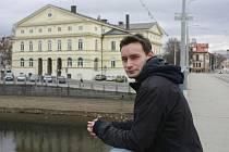 Architekt Mirek Vodák