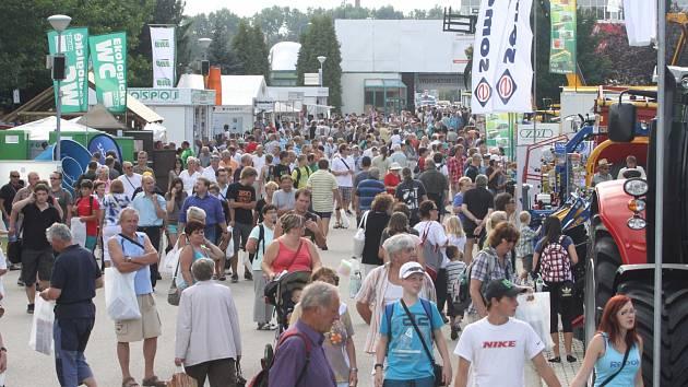 Tisíce návštěvníků každoročně proudí na Výstavu Země živitelka. Letos se bude konat už po čtyřicáté.